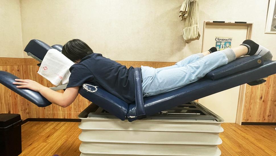 脊椎・脊柱の痛みについて